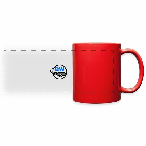 BW Logo - Full Color Panoramic Mug
