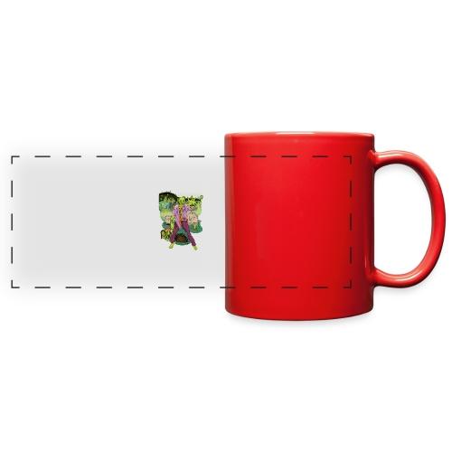 Zombies! - Full Color Panoramic Mug
