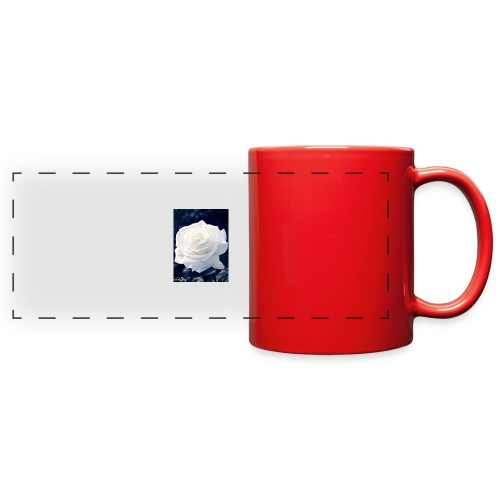 My Wolf Heart - Full Color Panoramic Mug