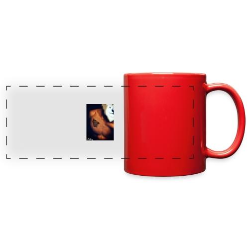 WOLFDOGINTHEFLESH - Full Color Panoramic Mug