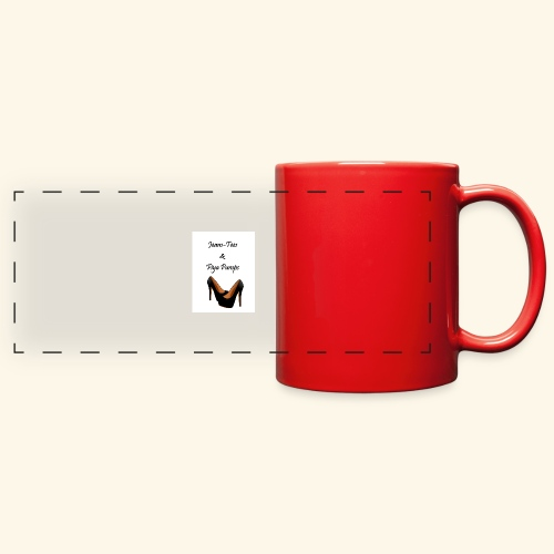 Jeans - Full Color Panoramic Mug