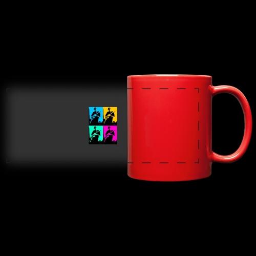 LGBT Support - Full Color Panoramic Mug