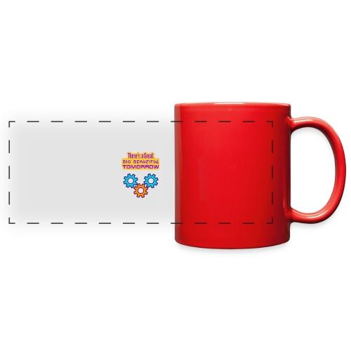 Carousel of Progress - Full Color Panoramic Mug