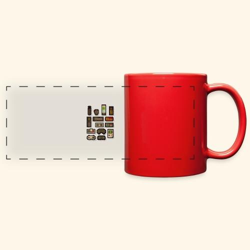 pixelcontrol - Full Color Panoramic Mug