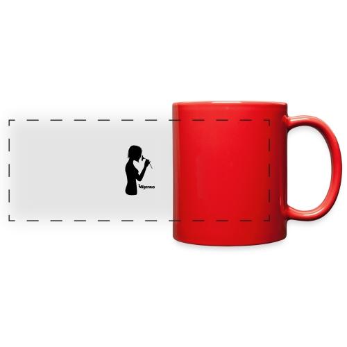 flower girl - Full Color Panoramic Mug