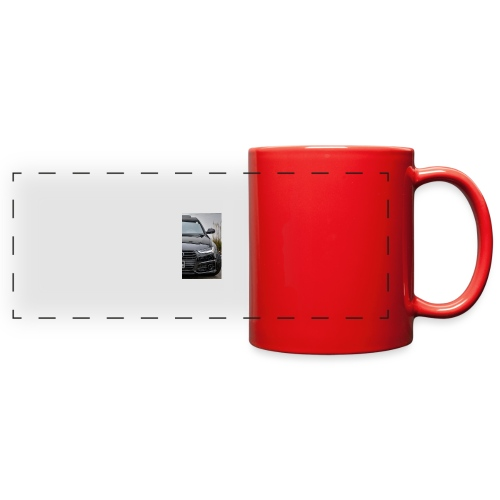 Audi guy - Full Color Panoramic Mug