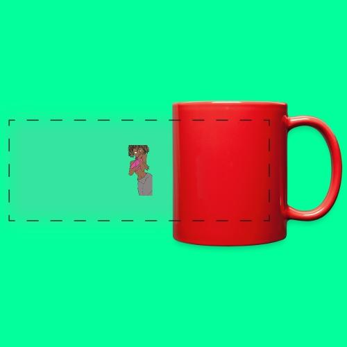 Wakandan Pink - Full Color Panoramic Mug