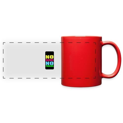 neonnosleevesiphone5 - Full Color Panoramic Mug