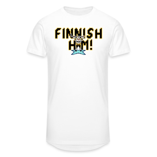 Finnish Him! - Unisex Oversize T-Shirt