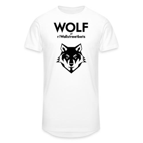 Wolf of Wallstreetbets - Unisex Oversize T-Shirt