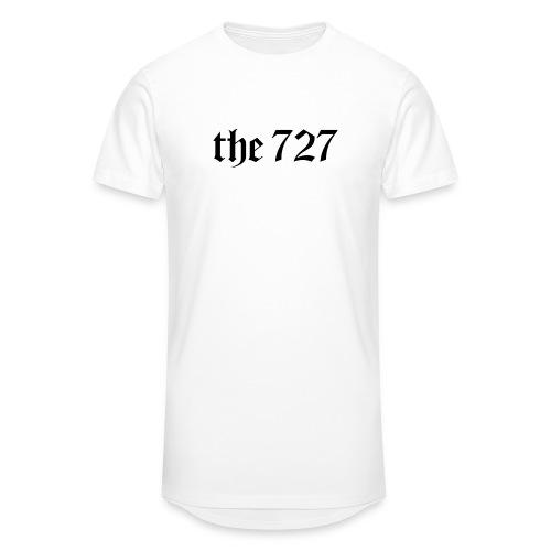 The 727 in Black Lettering - Unisex Oversize T-Shirt