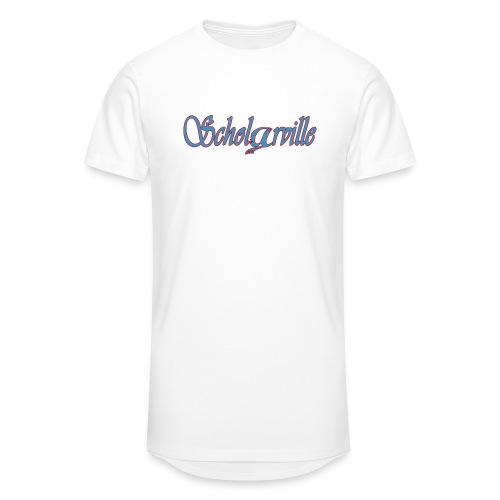 Welcome To Scholarville - Unisex Oversize T-Shirt