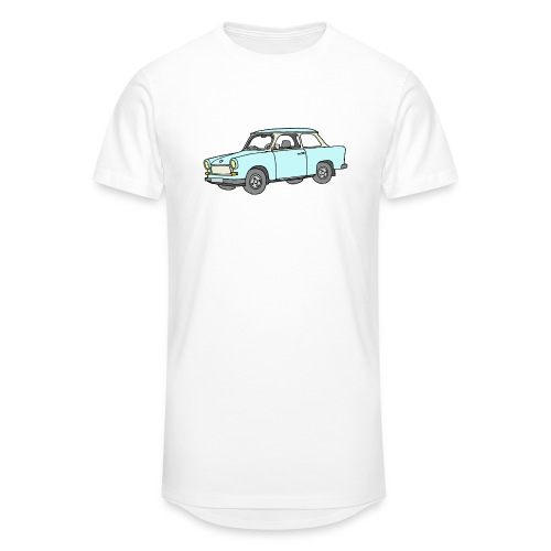 Trabant (lightblue) - Unisex Oversize T-Shirt