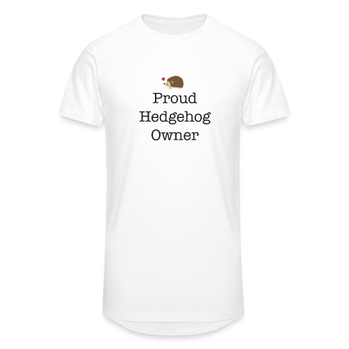 Proud Hedgehog Owner - Unisex Oversize T-Shirt