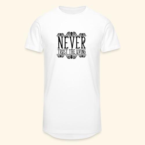 Never Trust The Living episode - Unisex Oversize T-Shirt