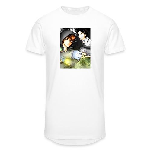P I E Poster - Unisex Oversize T-Shirt