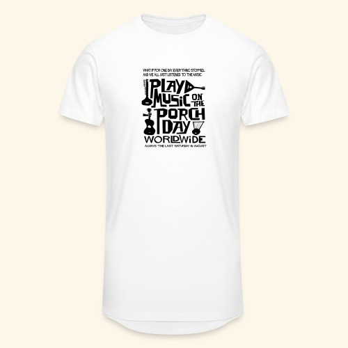 PMOTPD2021 SHIRT - Unisex Oversize T-Shirt
