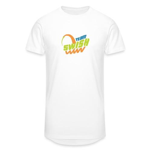 TeamSwish logo2 20 - Unisex Oversize T-Shirt