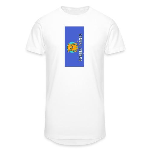 logo iphone5 - Unisex Oversize T-Shirt