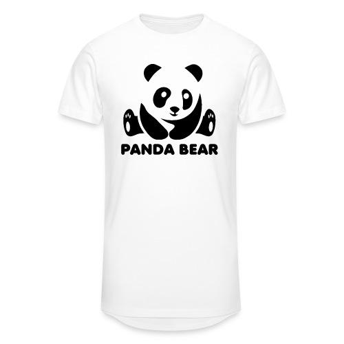 panda bear - Unisex Oversize T-Shirt