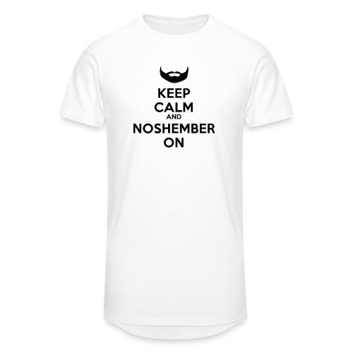 Noshember.com iPhone Case - Unisex Oversize T-Shirt