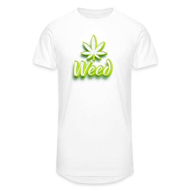 Cannabis Weed Leaf - Marijuana - Customizable
