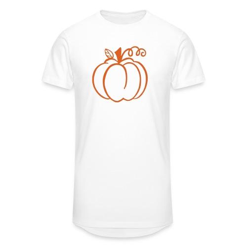 Pumpkin - Unisex Oversize T-Shirt