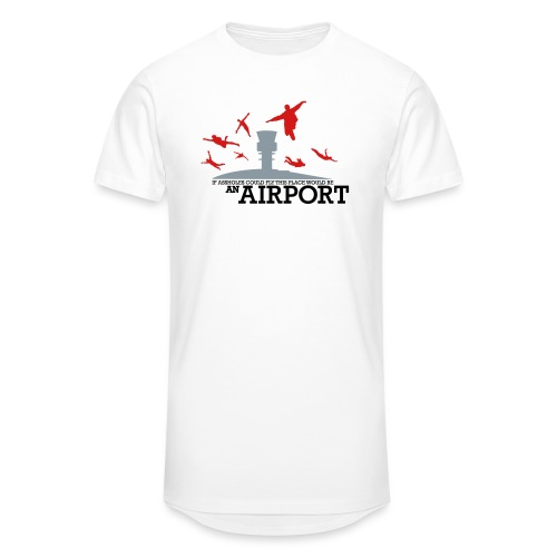 If Assholes Could Fly - Unisex Oversize T-Shirt
