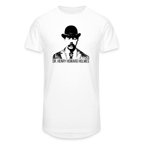Dr-Henry-Howard-Holmes - Unisex Oversize T-Shirt