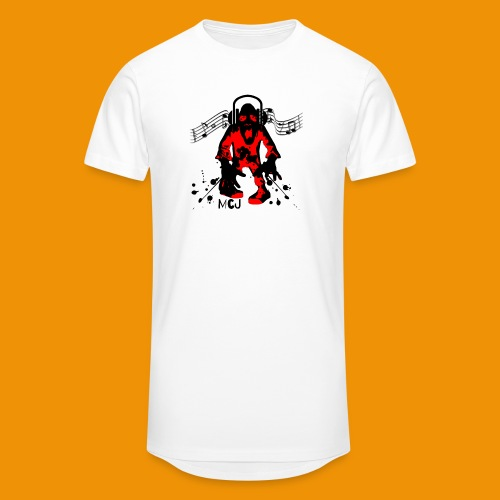 Music Zombie - Unisex Oversize T-Shirt