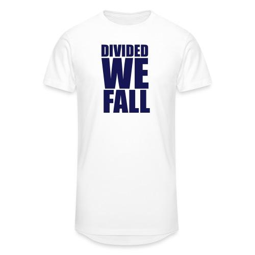 DIVIDED WE FALL - Unisex Oversize T-Shirt