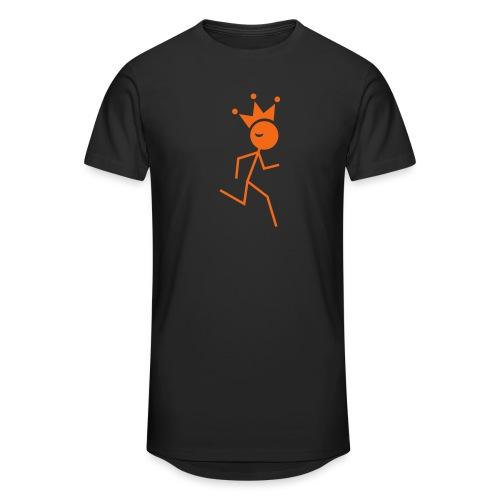 Winky Running King - Unisex Oversize T-Shirt