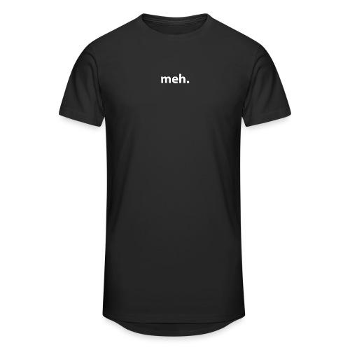 meh. - Unisex Oversize T-Shirt