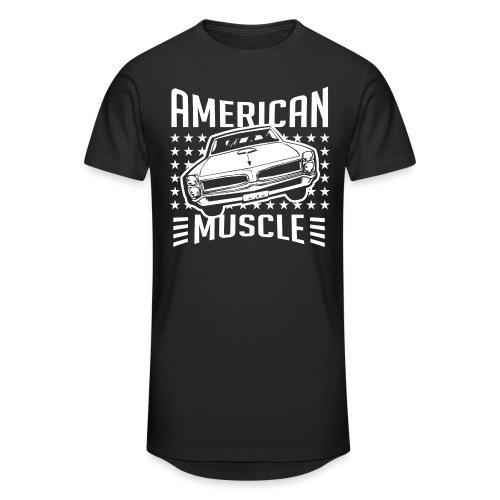 Pontiac GTO American Muscle - Unisex Oversize T-Shirt