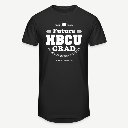 Future HBCU Grad Youth - Unisex Oversize T-Shirt
