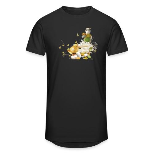 easter bunny easter egg holiday - Unisex Oversize T-Shirt