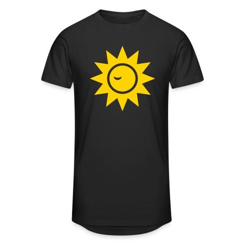 Winky Sun - Unisex Oversize T-Shirt