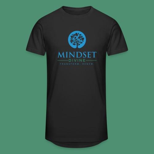 Mindset Divine logo 01 - Unisex Oversize T-Shirt