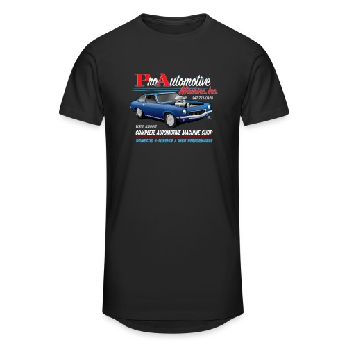 ProAutoTeeDesign062317fin - Unisex Oversize T-Shirt