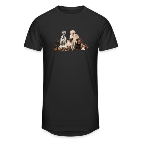 German shepherd puppy dog breed dog - Unisex Oversize T-Shirt