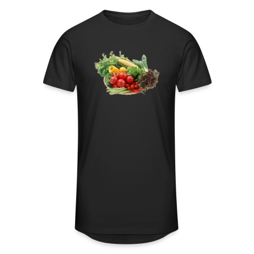 vegetable fruits - Unisex Oversize T-Shirt