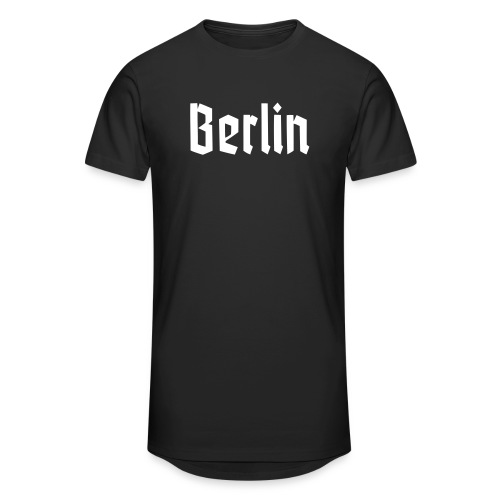 BERLIN Fraktur Font - Unisex Oversize T-Shirt