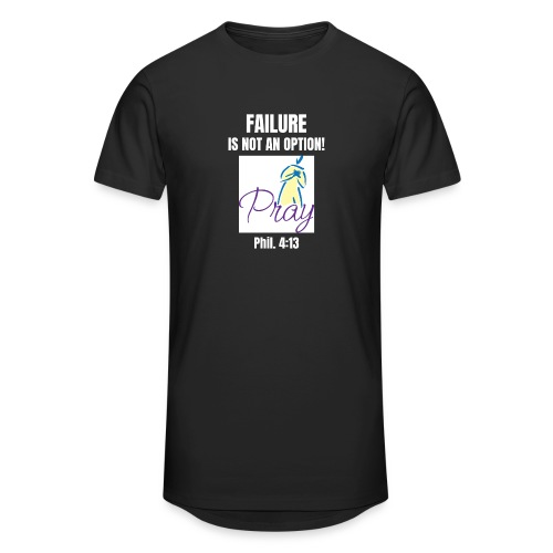 Failure Is NOT an Option! - Unisex Oversize T-Shirt