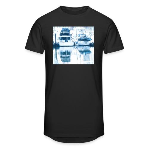 December boats - Unisex Oversize T-Shirt