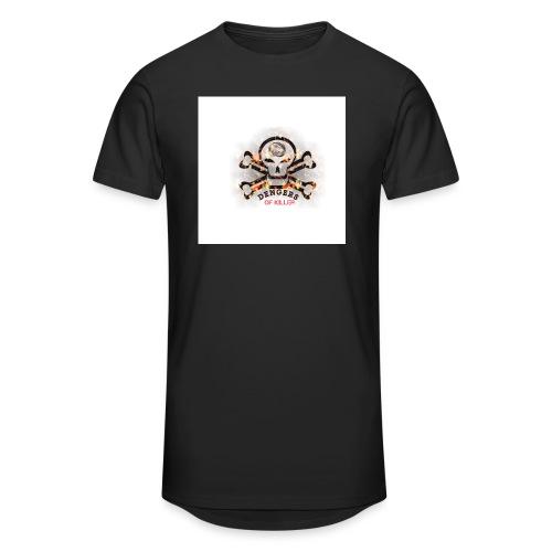 Denger wornig - Unisex Oversize T-Shirt
