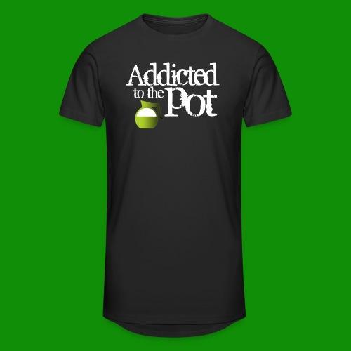 Addicted to the Pot - Unisex Oversize T-Shirt