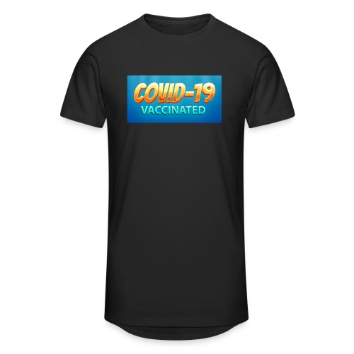 COVID 19 Vaccinated - Unisex Oversize T-Shirt