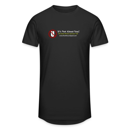 it's Not About You with Jamal, Marianne and Todd - Unisex Oversize T-Shirt