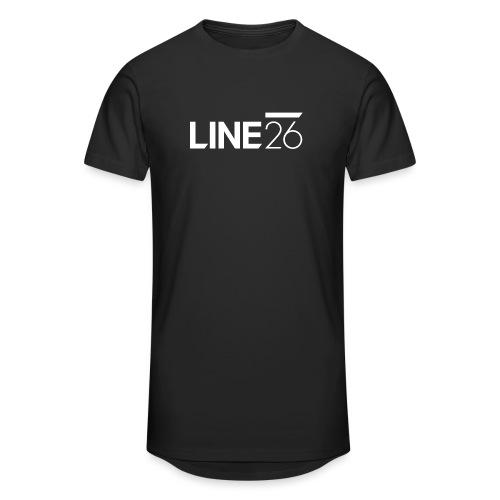 Line26 Logo (Light Version) - Unisex Oversize T-Shirt