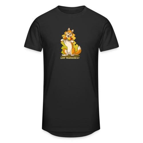 Dingo Mango - Unisex Oversize T-Shirt
